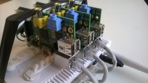 hadoop pi boards